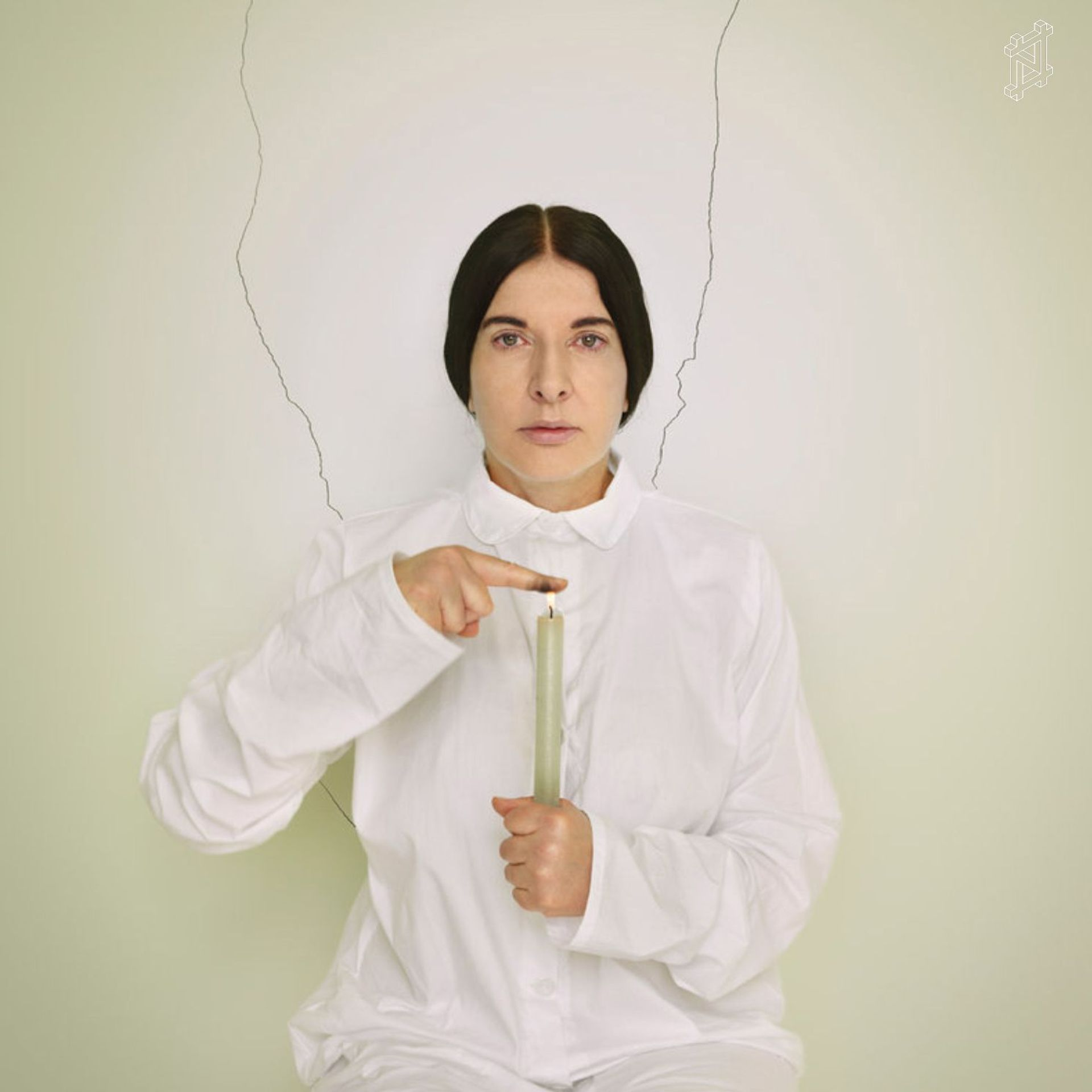 Still from Marina Abramović's Seven Deaths of Maria Callas (2020) © Marina Abramović