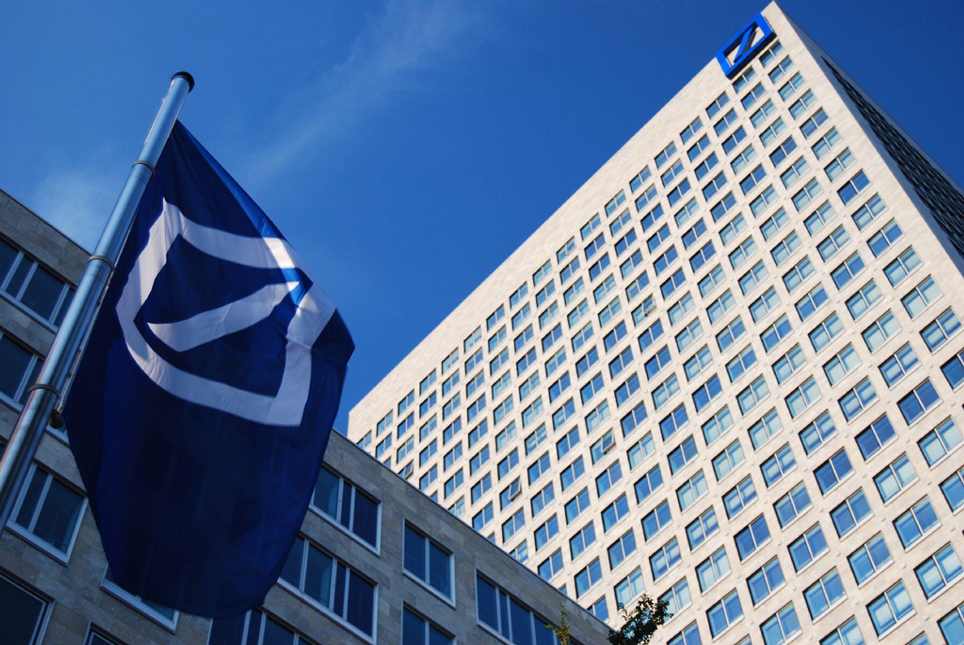 Deutsche Bank is cutting 18,000 jobs