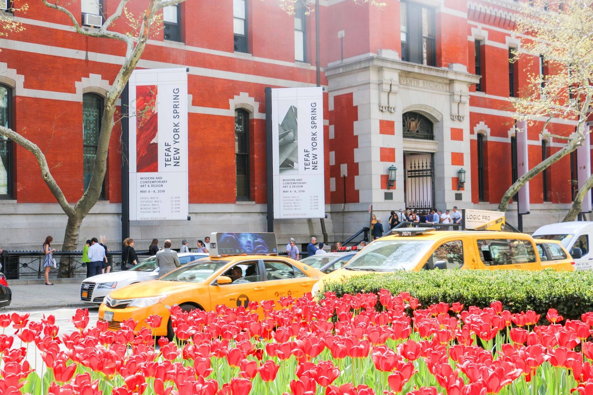 Tefaf New York Spring this year Kirsten Chilstrom