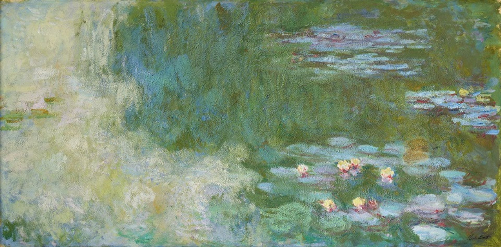 Claude Monet's Le Bassin aux Nympheas is among the works to be donated Courtesy of MMCA