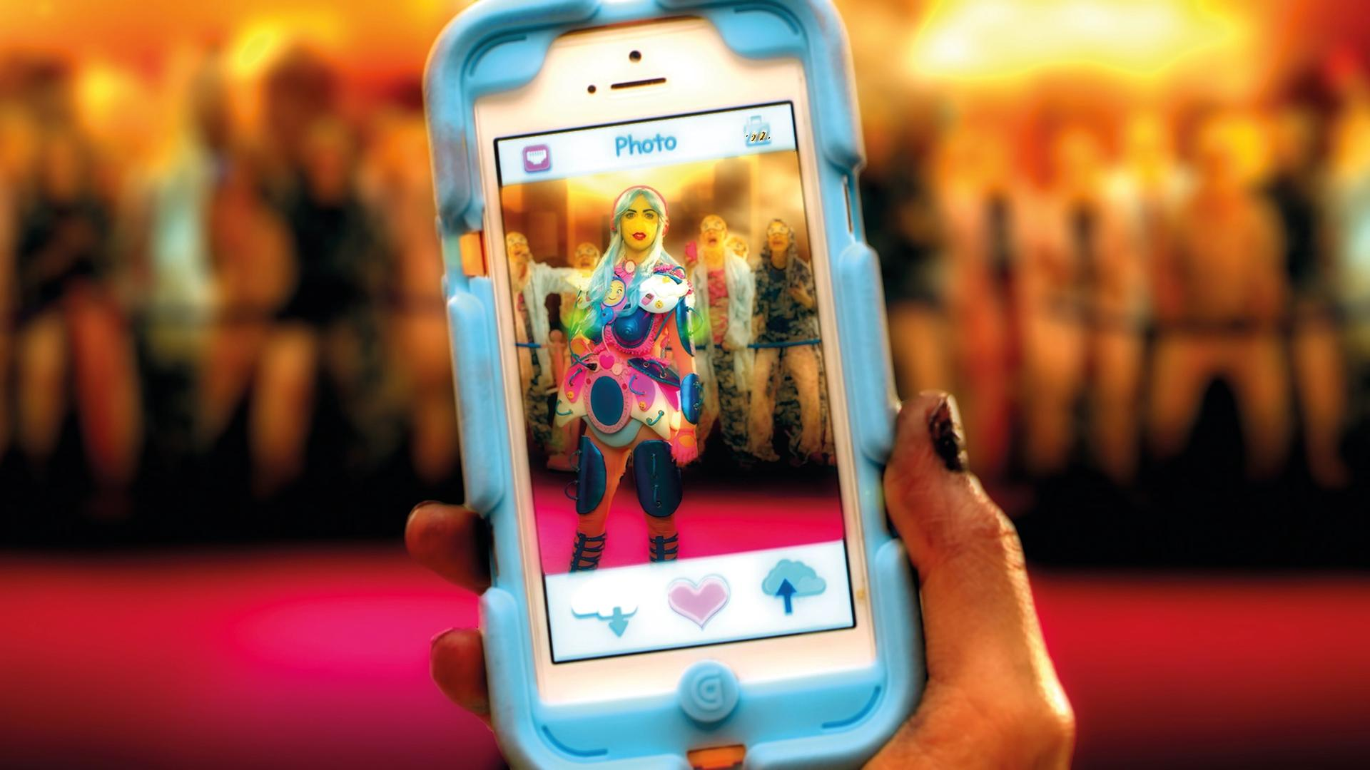 Rachel Maclean: It's What's Inside That Counts (2016) Rachel Maclean; Commissioned by HOME in partnership with University of Salford Art Collection, Artpace, Zabludowicz Collection, Tate, Frieze Film and Channel 4 Random Acts