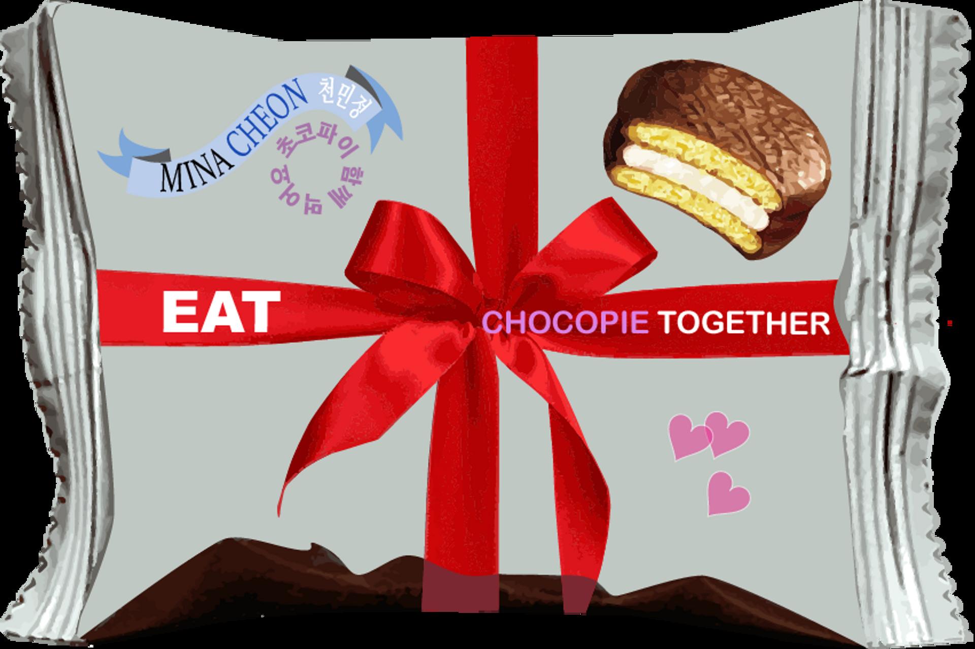 Mina Cheon, Eat Chocopie Together (2020)