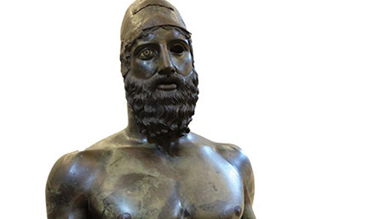 Italian mayor launches underwater excavation to find third Riace bronze