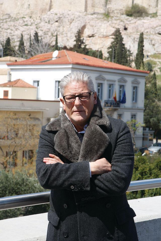 Jan Fabre © Greek Photonews/Alamy