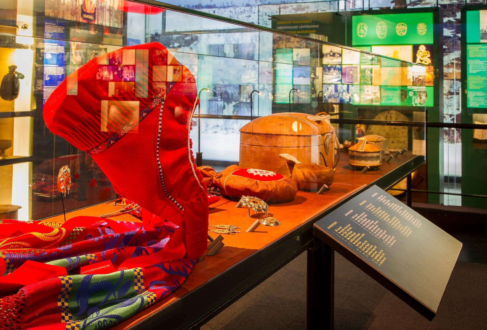 The Sámi Museum and Nature Centre Siida in Inari, northern Lapland, is preparing to welcome 2,200 Sámi artefacts that will be repatriated to the region later this year Photo: Sámi Museum and Nature Centre Siida