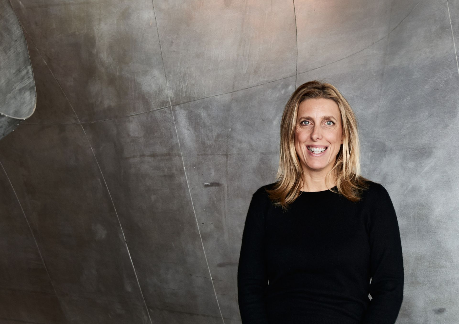 Emma Lavigne will be the first female president of the Palais de Tokyo in Paris © Manuel Braun