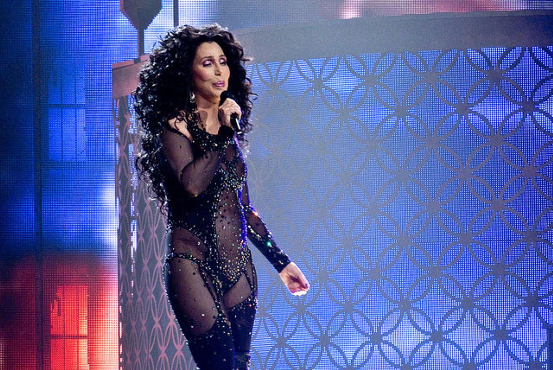 Cher (2014) courtesy David Carroll (flickr)