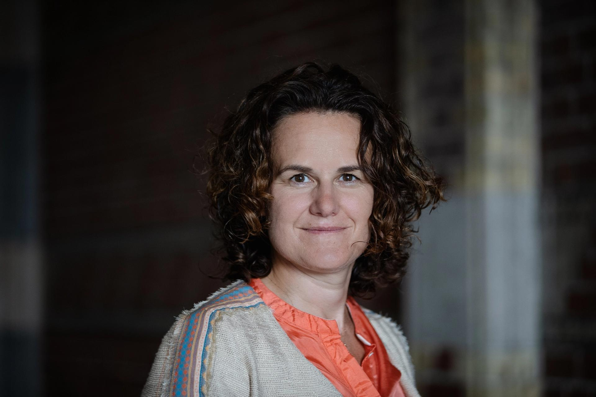 Tefaf's new managing director Charlotte van Leerdam is also the company's chief financial officer Courtesy of Tefaf