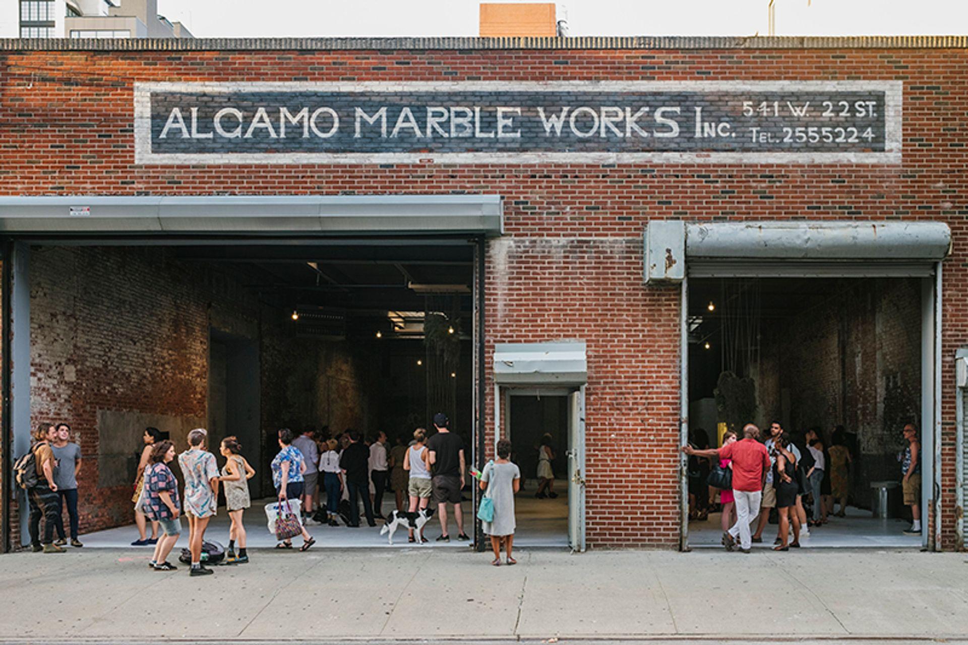 Dia:Chelsea,  541  West  22nd  Street,  New  York Don Stahl. Courtesy Dia Art Foundation, New York