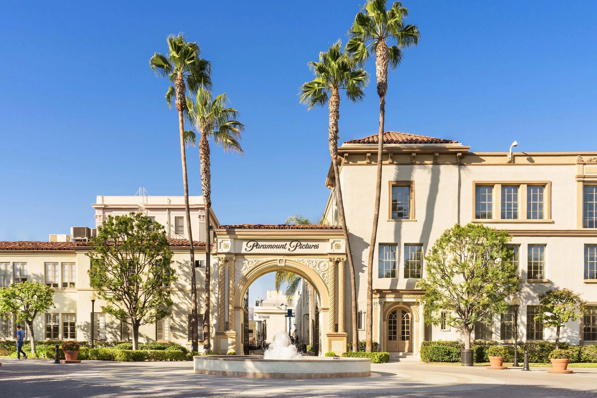 The first Frieze Los Angeles opens on Valentine's Day 2019 at Paramount Studios Courtesy of Paramount