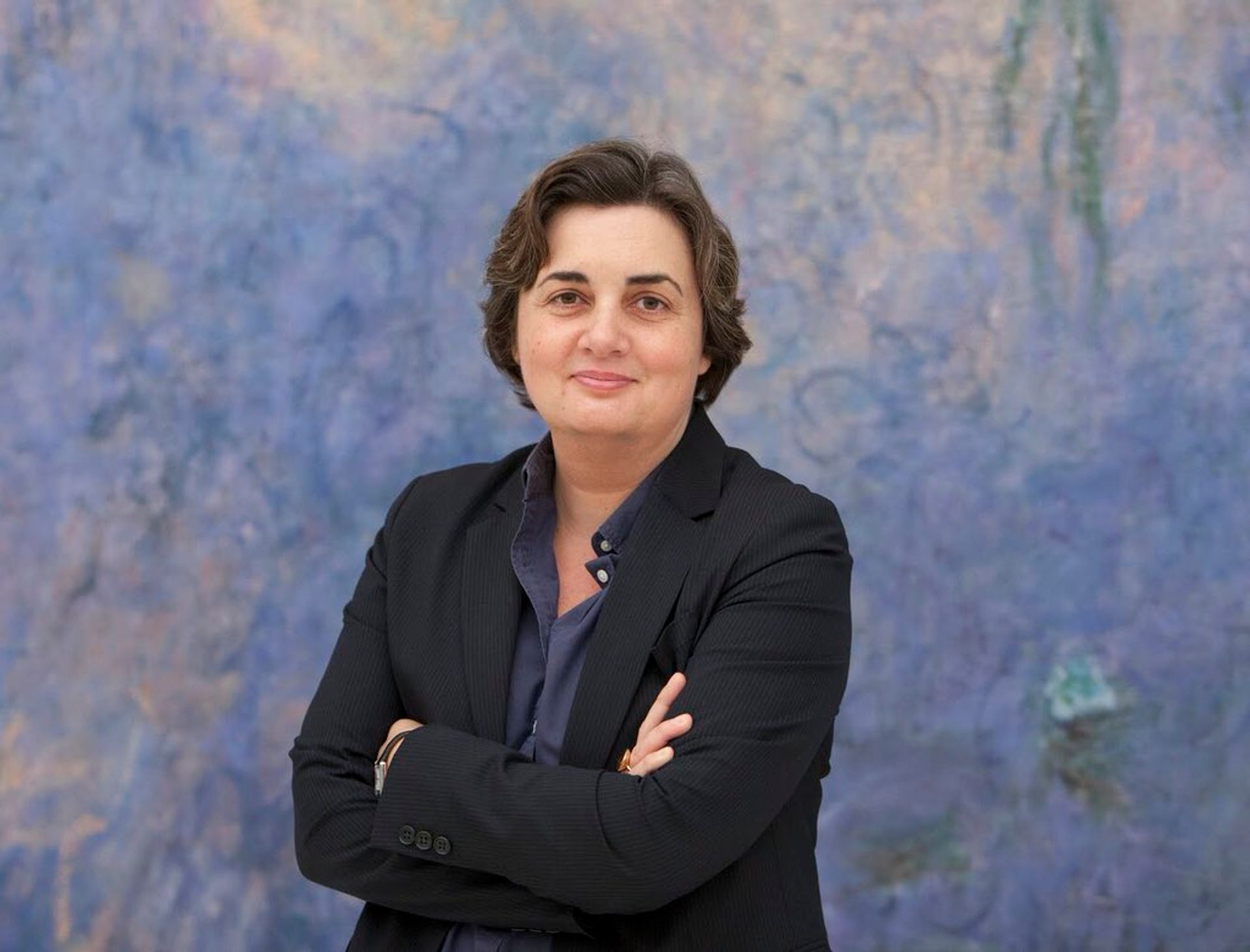 Laurence des Cars has been named by French president Emmanuel Macron as the new president-director of the Musée du Louvre © Sophie Boegly