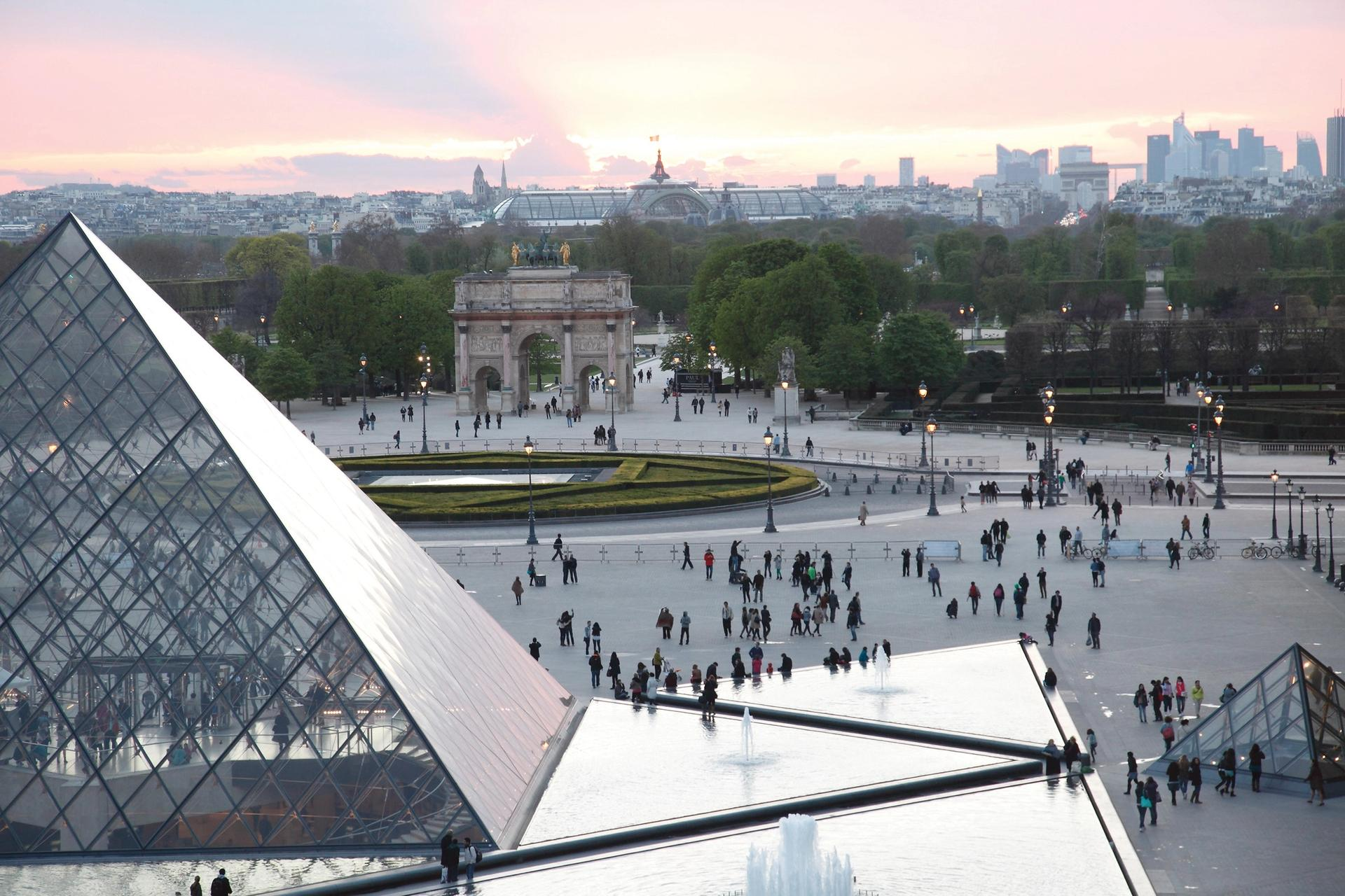 The Louvre received an undisclosed sum from Alwaleed Philanthropies  to redesign its Islamic galleries, which were reopened in full on Tuesday © 2014 Antoine Mongodin