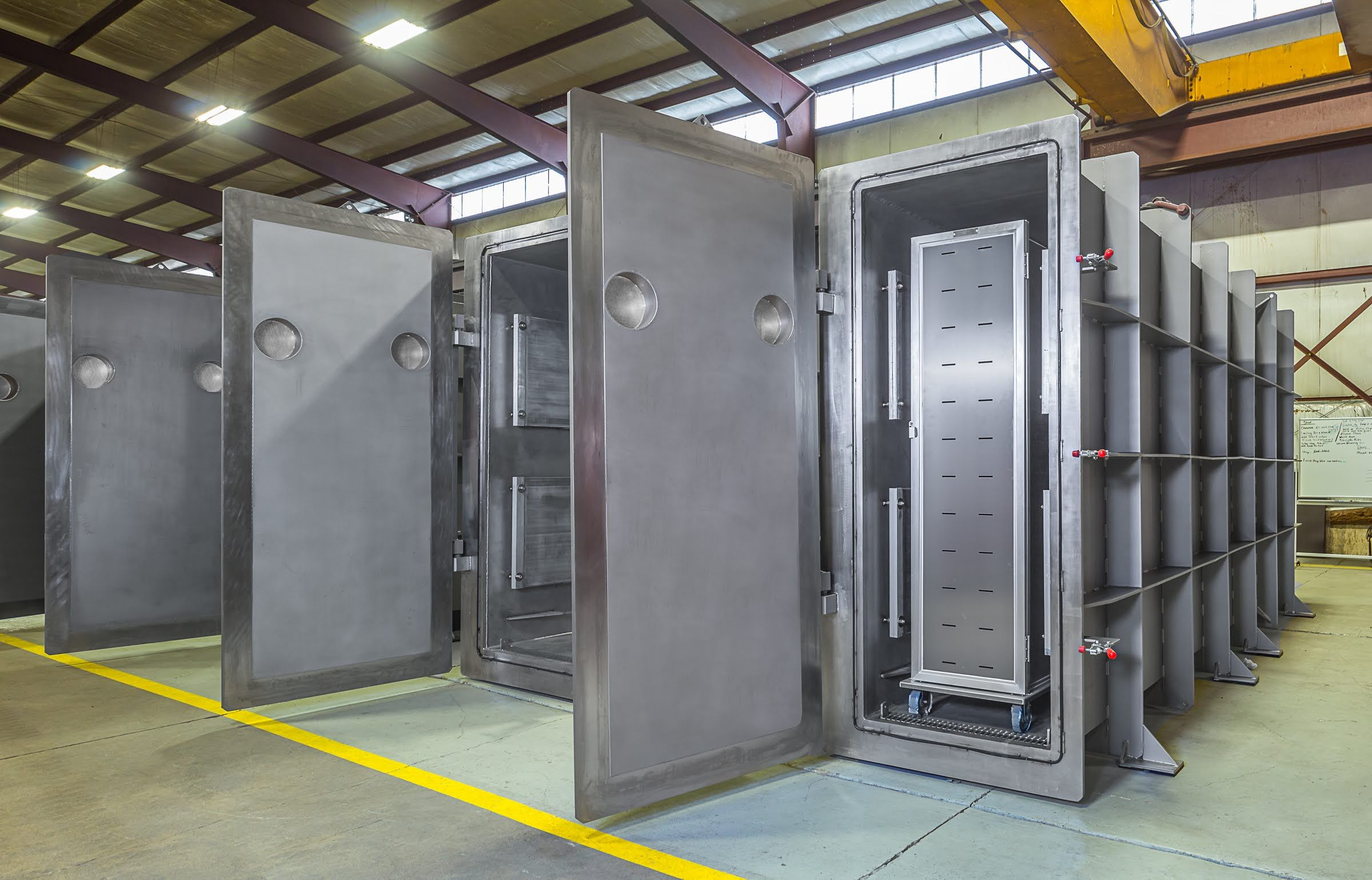 Vacuum Drying Systems.