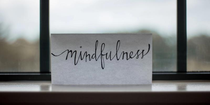 Mindfulness (engl. für: Achtsamkeit)