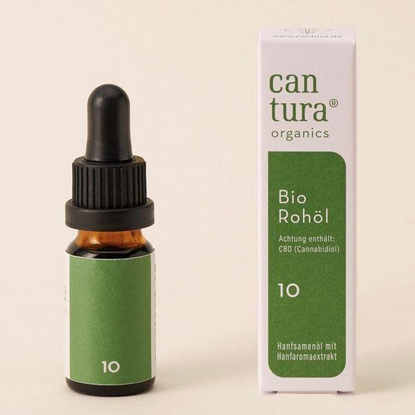 CBD-Öl von Cantura
