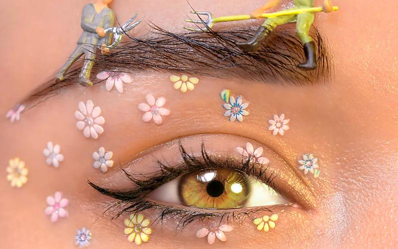 Auge Makeup