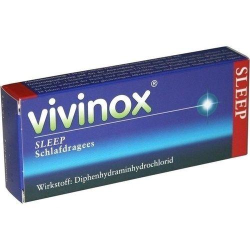 Vivinox Schlafdragees