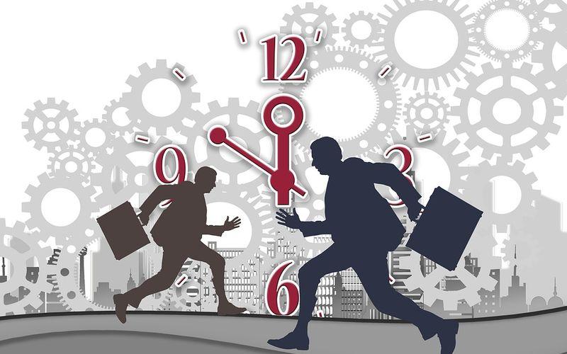 Die Aufgaben unserer modernen Arbeitsgesellschaft sind oft mit Stress verbunden.