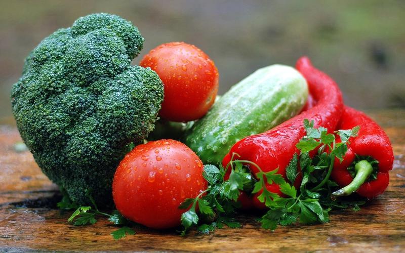 Schlaftipps Lebensmittel Gemüse gesund