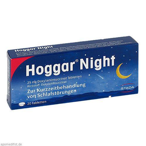 Hoggar Night, STADA GmbH