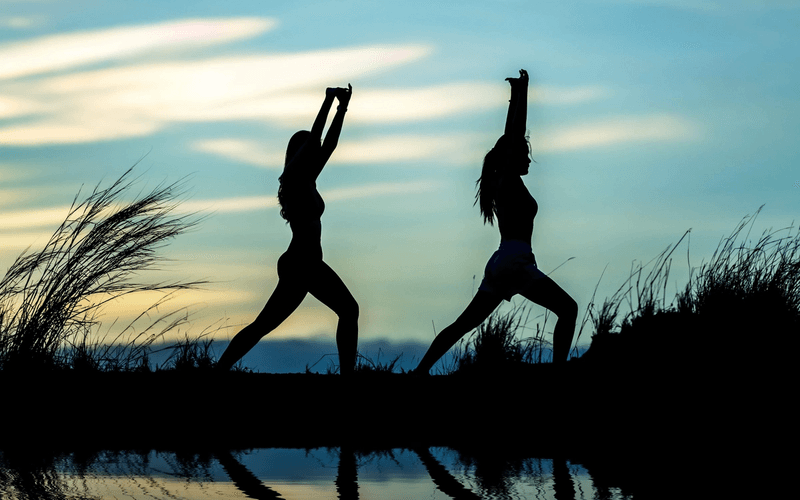 Schlaftipps Yoga