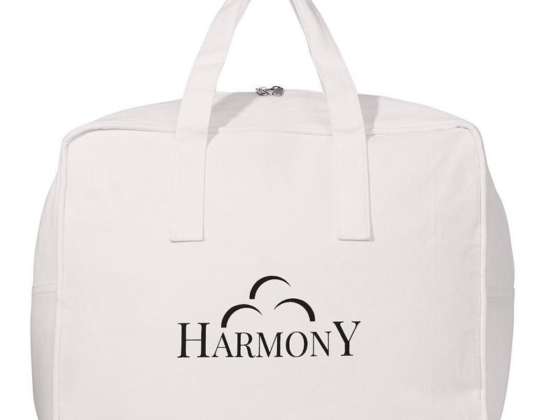 Harmony Gewichtsdecke in Tasche