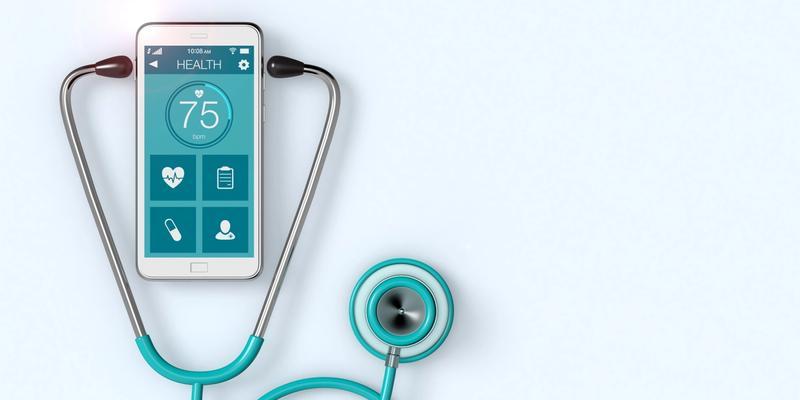 Telemedizin, Smartphone, E-Health, Stethoskop