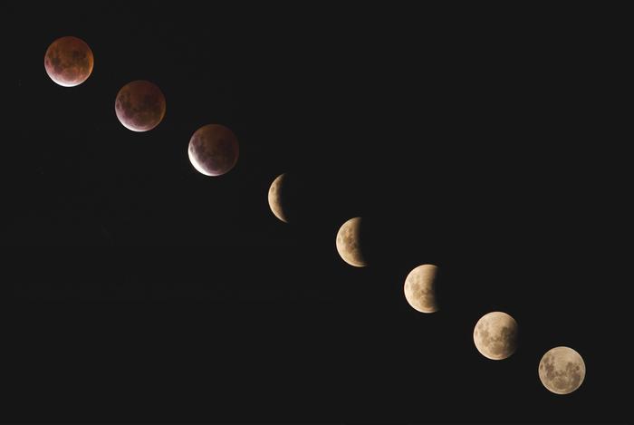 Mondphasen Schlafphasen