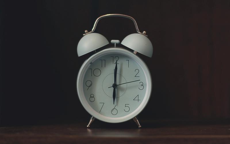 Schlafprobleme Wecker