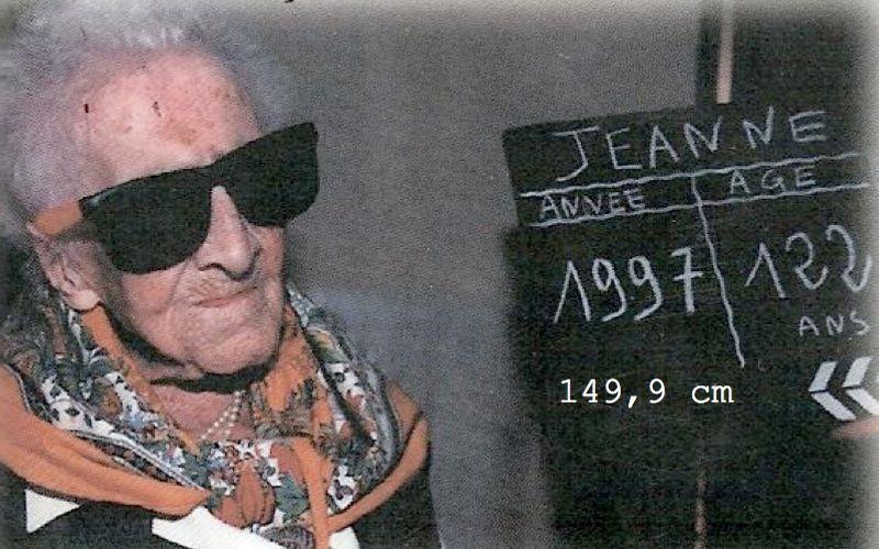Anti-Aging ältester Mensch