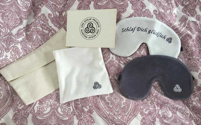 Schlafmasken von Lenz Schlaf Projekte