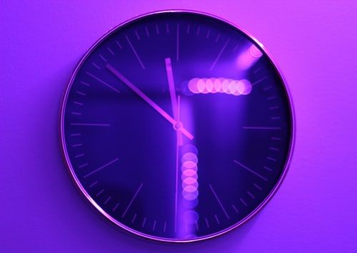 Schichtarbeit; Uhr.