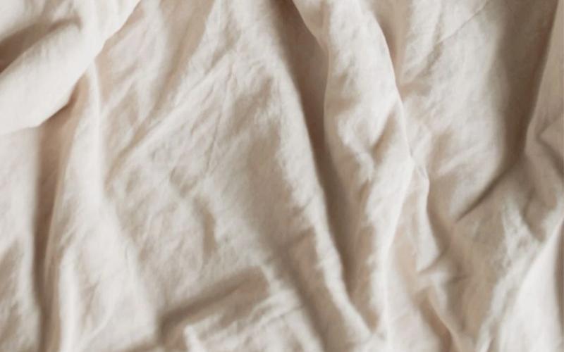 Bettwäsche in der Farbe