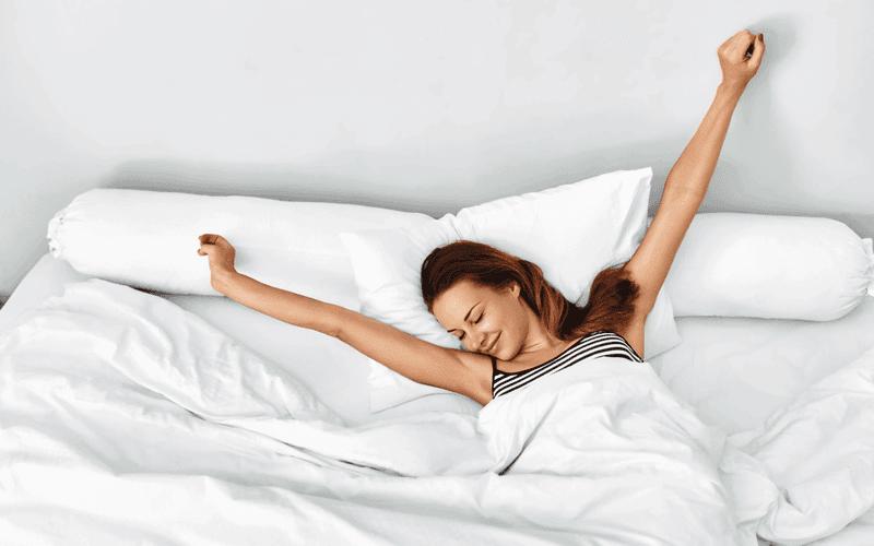 bett tipp besser einschlafen