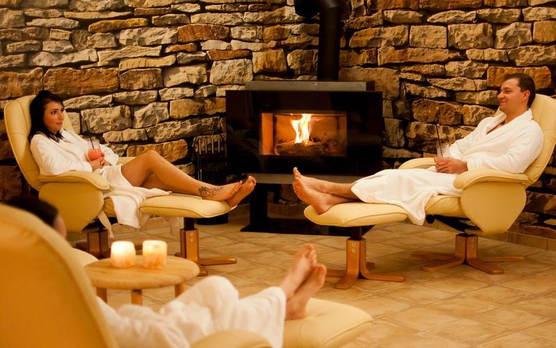 Saunalandschaft Hotel Sonn'Idyll Rathenow