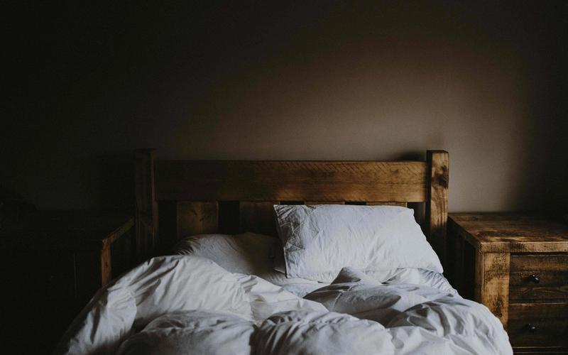 Schönheitsschlaf Schlafzimmer