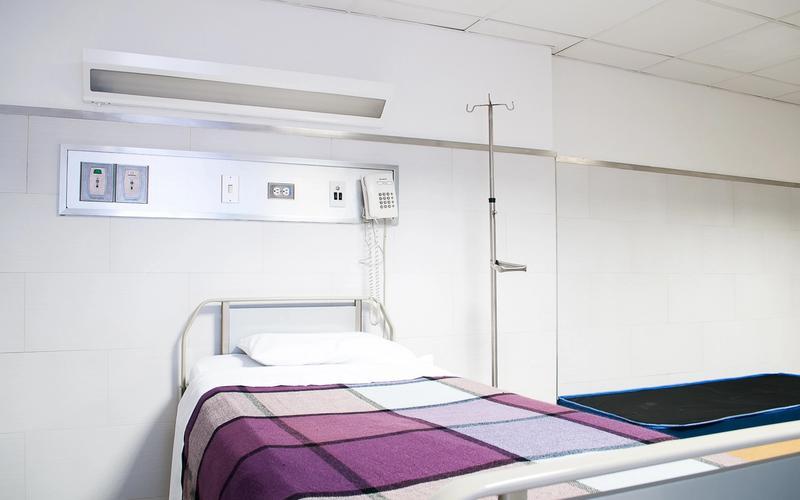 Krankenhausbett Schlafentzug