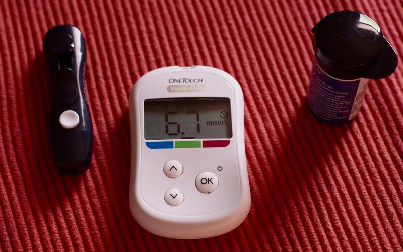 Diabetes Messgerät Schlafmangel