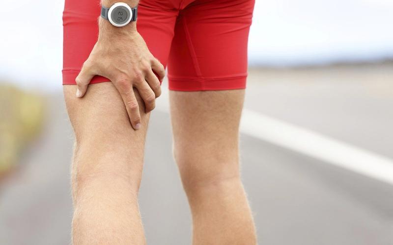 Mann-Muskelschmerzen