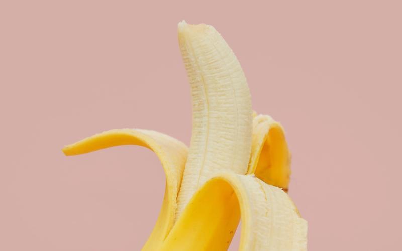 nächtliche Erektion; Banane