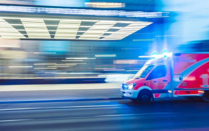 Rettungswagen; Schichtdienst