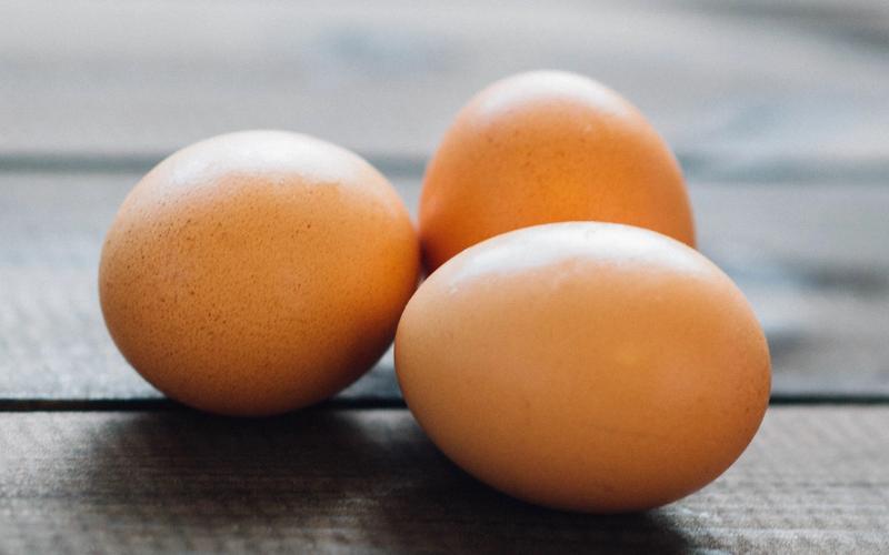 Lebensmittel Schlaf; Eier