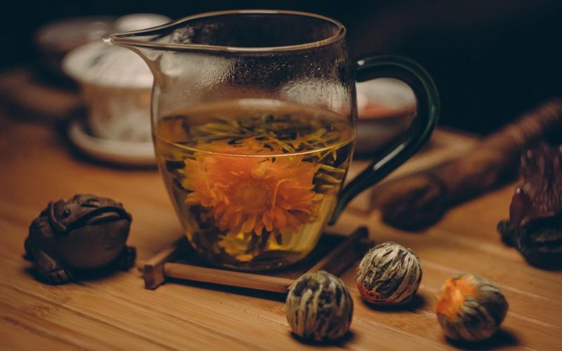 Heißhunger Schlaf Tee