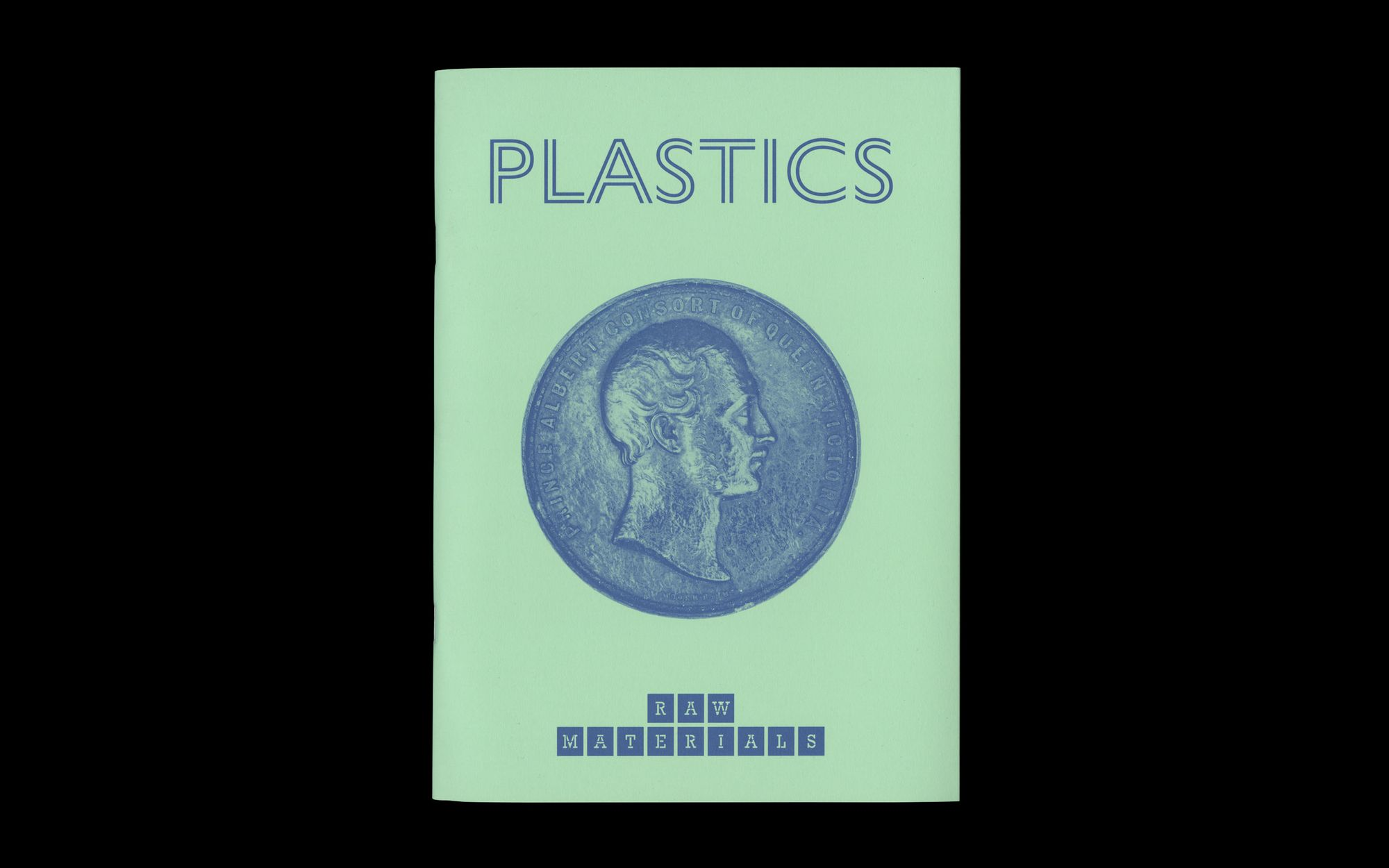 Scanned cover of Plastics publication