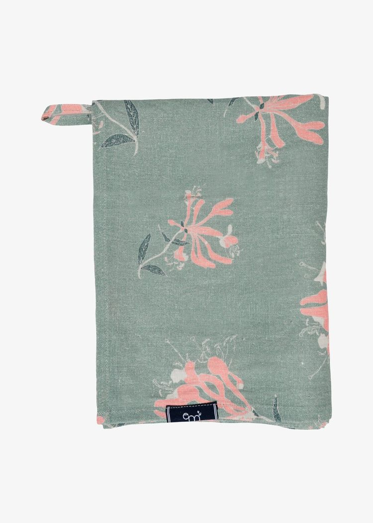 """Secondary product image for """"Kitchen Towel Honeysuckle Green"""""""