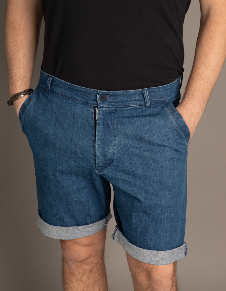 """Product image for """"Sune Shorts Jeans"""""""