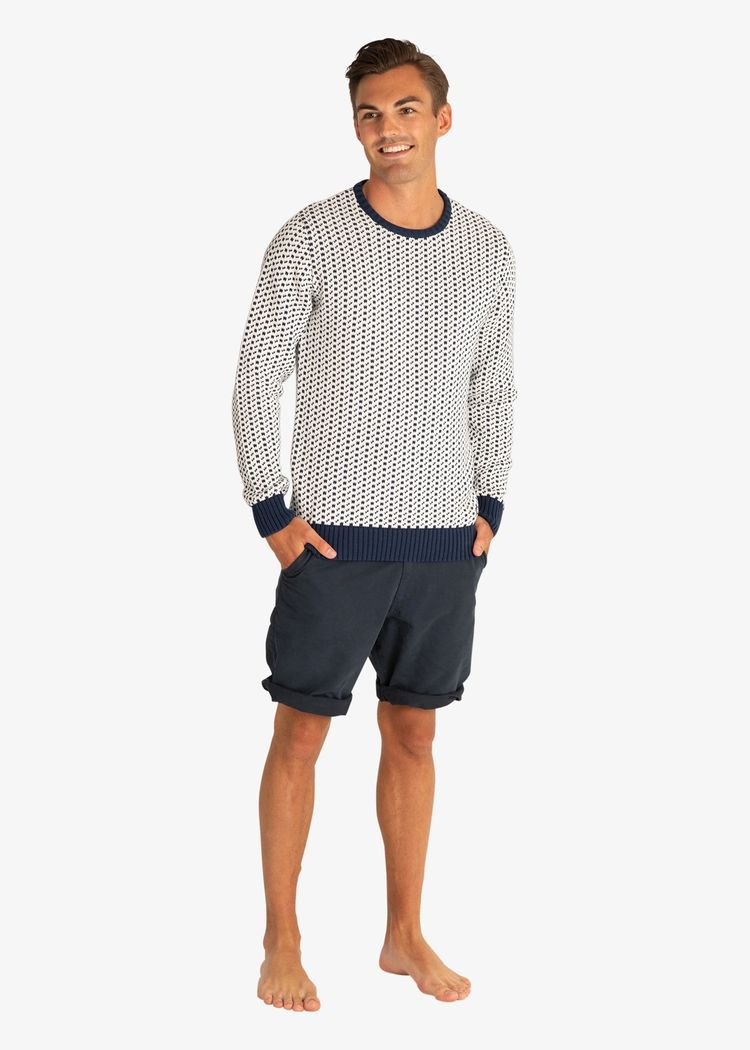 """Product image for """"Sune Shorts Marinblå"""""""