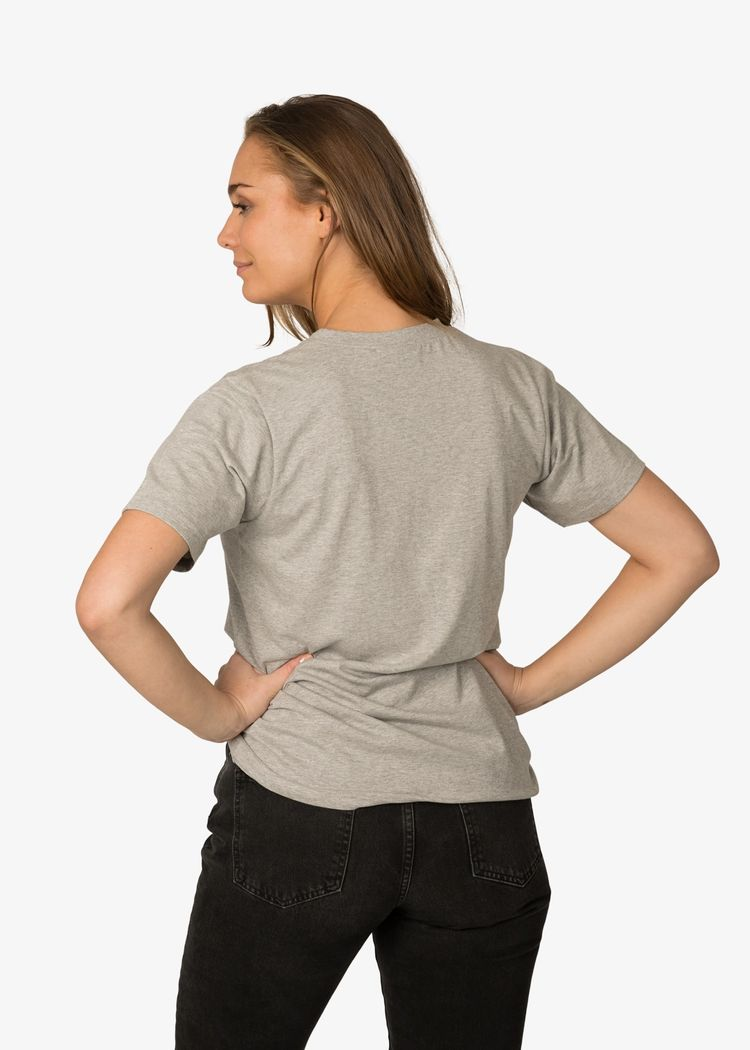 """Secondary product image for """"T-shirt Berg Grå"""""""