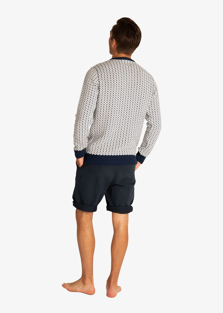 """Secondary product image for """"Sune Shorts Marinblå"""""""