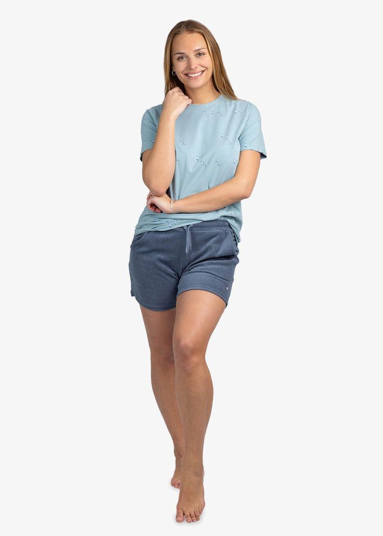 """Product image for """"EM T-shirt Mini Shell Granite"""""""